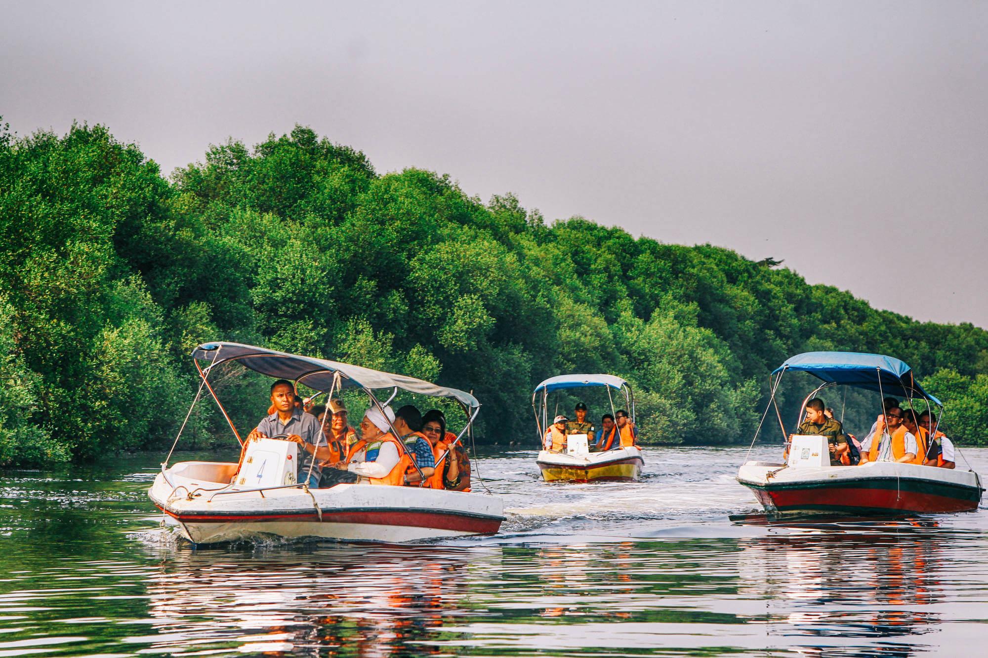 Taman Wisata Alam Twa Angke Kapuk